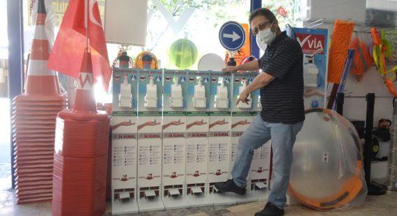ULV dezenfekte cihazı uygun fiyatlarda Via Market'te